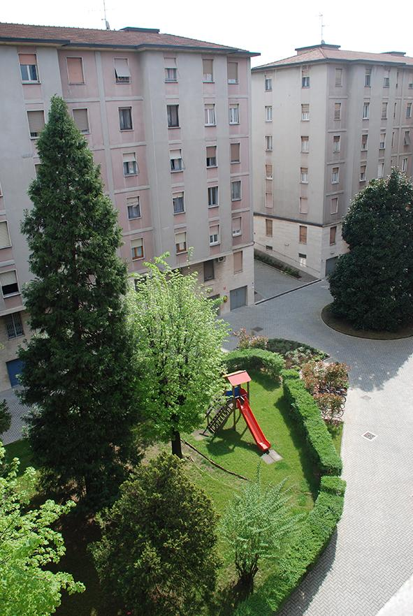 image 0 of Riqualificazione  cortile condominiale