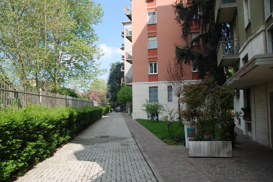 image 2 of Riqualificazione  cortile condominiale