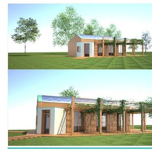 Aula didattica-espositiva nell'ambito del Programma Integrato d'Area Cuore verde dell'Olona a un passo da Expo