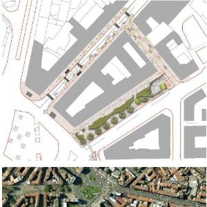 ISOLE AMBIENTALI - Comune di Milano - Piazzale Loreto-Viale Padova - Via dei Transiti