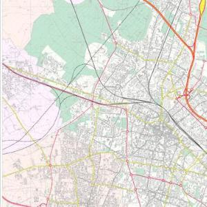 Piano Urbano della Mobilità 2008-2018 del comune di Gallarate (Va)