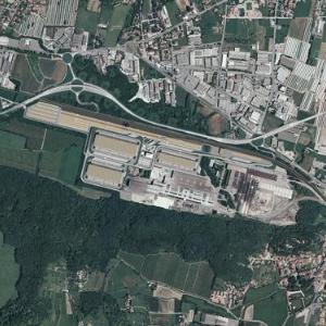 Progetto definitivo dell'Interporto di Bergamo Montello