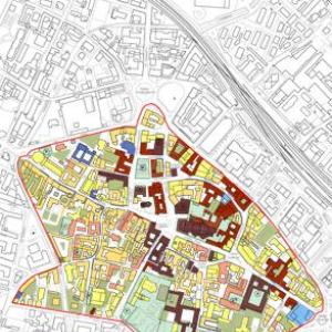 Studi preparatori per la predisposizione del Piano di Governo del Territorio della città di Gallarate