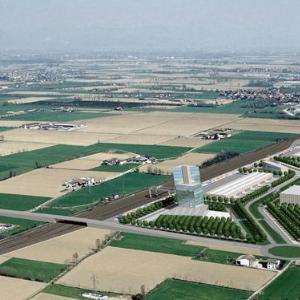 Studio di fattibilità localizzazione impianto intermodale merci area treviglio